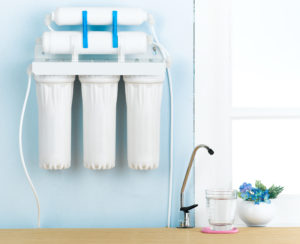 water softener system check